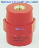 Sm-45 Полиэфирная смола 45мм 14кв красный шинной системы поддержки Standardoff изолятор
