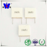 Cement Resistor Wire Wound Resistor with ISO9001