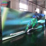 P3 HD pleine couleur Affichage LED à l'intérieur de la vidéo de mur avec 576x576mm Bord