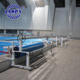 Rouleau de couvercle de la piscine en acier inoxydable bobines pour piscine, couverture solaire