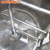 Tanque de mistura/tanque de agitação para o leite
