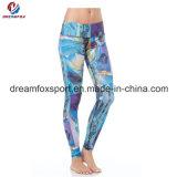 Удобные брюки для занятий йогой Custom Sublimated фитнеса йога износа для женщин
