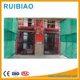 Shanghai-Aufbau-Maschinerie-chinesische Marken-Hebevorrichtung-Höhenruder-Baumaterial-persönliche Lieferanten-Hebevorrichtung