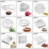 Mousse de silicone blanc pour la cuisson du moule à gâteau