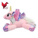 En 2018 Meilleur vendeur Unicorn Huggable en peluche et jouets en peluche