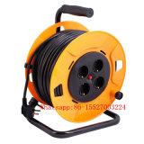 240V 16 Ampere-Extensions-Netzkabel-Kabel-Bandspule 25 M 50m
