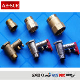 Válvula Redutora de segurança de alta pressão com boa qualidade