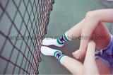 Neuer Form-Stern-Entwurf Sports Baumwollsocken