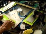 Machine d'impression rotatoire d'écran de stations de la vitesse quatre