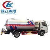 Dongfeng 10 바퀴 25cbm 연료 유조선
