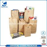 Gewinn-Lob vom Abnehmer-Lebensmittelgeschäft-Papierbeutel