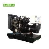 Open Diesel van het Type 8kw/10kw/16kw/20kw/24kw Generator die door Perkins wordt aangedreven