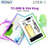 Seego Tc 50W 건조한 나물을%s 2000mAh 건전지 & 휴대용 Vhit 시리즈 기화기