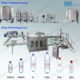 Schlüsselfertiges Projekt für komplettes Mineralwasser-/Trinkwasser-Flaschenabfüllmaschine