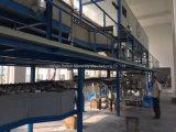 Luvas de uso hospitalar Planta da máquina e máquinas para as luvas de látex