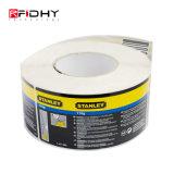 Prueba de Manipulaciones adhesivo resistente al calor de la etiqueta RFID PARABRISAS