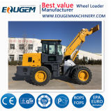 Forklift를 가진 중국 Tl2000 2 Ton Telescopic Boom Wheel Loader