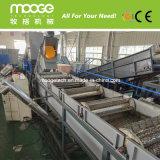 세척 플랜트를 재생하는 PE HDPE 장 낭비 플라스틱