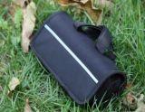 Fahrrad-Pflege-Verlegenheits-Hilfsmittel mit Sattel-Beutel-Minipumpen-Gummireifen-Luftpumpe-Änderung- am Objektprogrammbrechstange-Ketten-Teiler für im Freienwesentliches