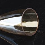Bernsteinfarbiger durchbrennenanhänger-Glasfarbton I027
