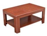 Tableau de thé en bois de table basse pour l'usage de bureau ou de maison
