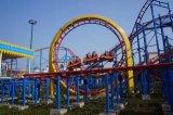 Het Park van het Thema van het Pretpark berijdt Achtbaan