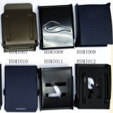 Boucle de courroie militaire en métal de qualité pour les courroies de toile en nylon de sangle de garçons de Mens (HSMI0007~012)