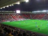 Uno stadio esterno per tutti gli usi di 2017 150lm/W LED che illumina 1000 watt