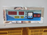 Prix de machine d'incubateur d'oeufs de poulet de volaille de micro-ordinateur à vendre