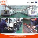 Torno de torreta principal e hidráulico motorizado CNC automático cheio