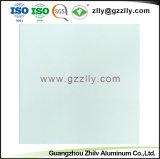 Hot vendre Panneau en aluminium dépoli facile à nettoyer pour la décoration de plafond
