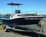 Liya comercial 5.8m barcos de pesca de bajura con Fueraborda