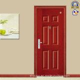 Дверь горячей двери низкой цены сбывания Anti-Theft стальной нутряная (sx-4-1082)