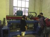 Three-Pieces автоматического газового баллона системы питания сжиженным газом производственной линии тела производственного оборудования периферийная шов сварки машины