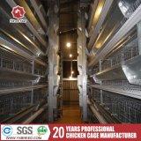 Автоматическая конструкция клетки слоя цыпленка для ферм Кении