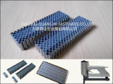 Senco x 시리즈 물결 모양 잠그개 24.8mm X 12mm-4000