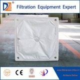 Placa de filtro de secagem do equipamento da lama do bolo de algodão da DZ