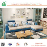 Mobilia di legno dell'interno del sofà del teck del sofà della mobilia del teck