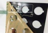 Industrieller lichtdurchlässiger LED-Windows kundenspezifischer Membranschalter