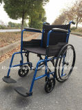 Steel, Economic, Foldable, Manual Wheelchair