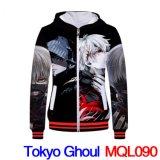 Robe de cosplay Tokyo goule de vêtements en tissu sain Cos enduire pullover à manches longues Cosplay robe goule de Tokyo