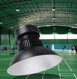 Louro elevado 100W do diodo emissor de luz de 5 anos para a iluminação industrial do armazém da fábrica da garantia