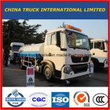 Wielen HOWO 6 10cbm Bespuitende Vrachtwagen van het Water