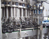 Boîte de conserve en aluminium de remplissage automatique Machine d'étanchéité