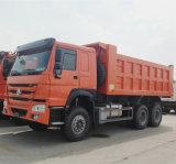 건축 차량 Sinotruk HOWO 6X4 쓰레기꾼 트럭 20cbm 수용량