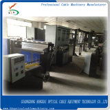 Cat5/5e/6A/7ネットワークケーブルの生産ラインのための絶縁体または外装の放出機械