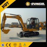 Nagelneuer 6 Tonnen-hydraulischer Gleisketten-Exkavator Xe60