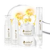 El Colágeno Anti-Wrinkle Qbeka Suero Hidratante antienvejecimiento Premium eficaz Face Essence