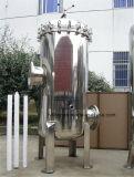 Cárter del filtro del cartucho del acero inoxidable 304 316L Ss para el tratamiento de aguas