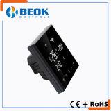 Termóstato debajo del piso de la calefacción por agua del aparato electrodoméstico con la función de bloqueo del niño